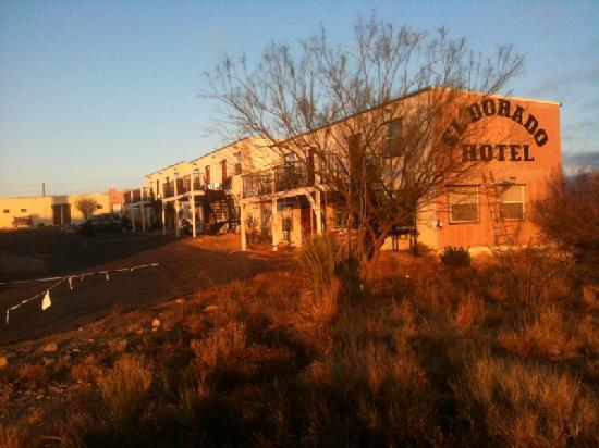 El Dorado Hotel Updated 2018 Prices Reviews Terlingua Tx Tripadvisor