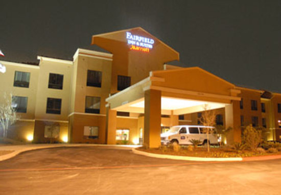 Fairfield Inn & Suites Twentynine Palms-Joshua Tree National Park: Brand New! Opened July 2009
