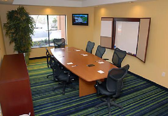 Fairfield Inn & Suites Twentynine Palms-Joshua Tree National Park: Host a meeting!