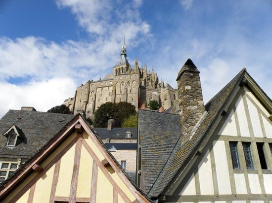 Mont-Saint-Michel, France: Mont St Michel