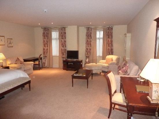 Knockranny House Hotel: Bedroom - Grand Deluxe