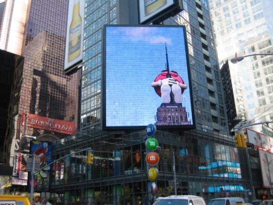 M&M'S World New York: M&M Store en Times Square
