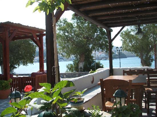 view from Kandouni