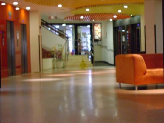 MedPlaya Hotel Rio Park: Hotel Reception