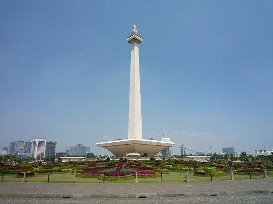 Monumento Nacional - MONASJakarta, Indonesia. Ago'08