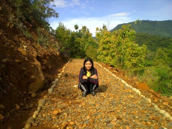 Soroako, Indonesia: anak hilang...