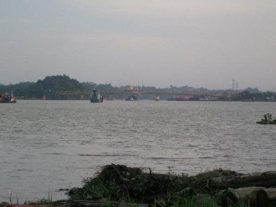 Sungai Mahakam Samarinda