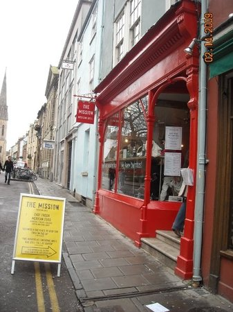 Mission Burrito - Oxford - Cornmarket