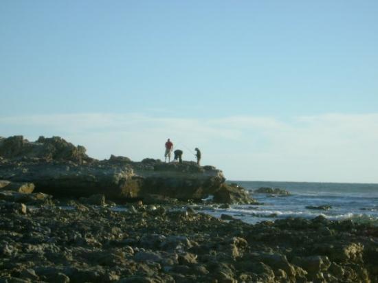Mount Gambier, Australia: Surf Fishing