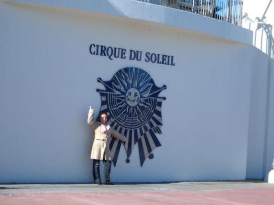 La Nouba - Cirque du Soleil ภาพถ่าย