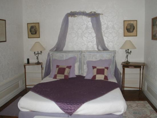 Le Belvedere Bed and Breakfast: Bedroom