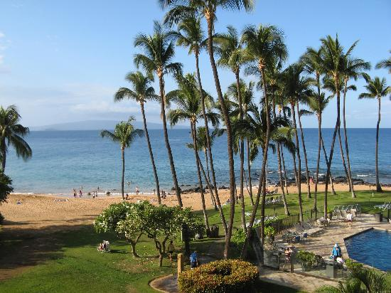 Mana Kai Maui: View from our lanai