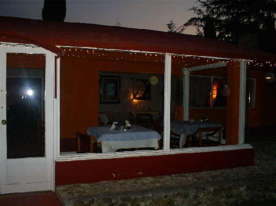 Hotel Spa Villa Del Arcangel: este es el restaurante