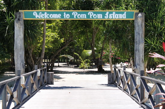 Pom Pom Island Resort & Spa: Welcome to Pom Pom