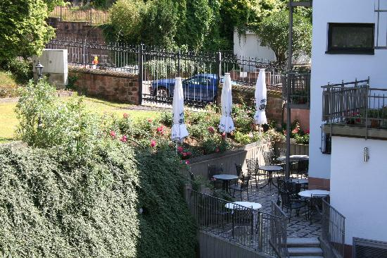 Ramsteiner Hof : Outdoor Dining Area