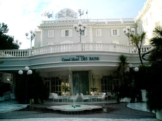 Corridoio del terzo piano foto di grand hotel des bains for Grand hotel des bain