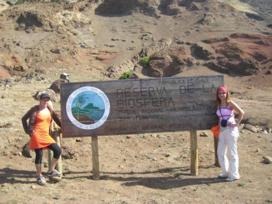 Isla Robinson Crusoe, Chile: reserva de la Biosfera!!!!!!!!!!