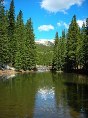 Cuchara, CO: Bear Lake