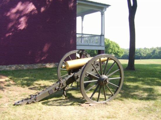 Monocacy National Battlefield: Monocacy Battlefield, MD