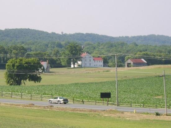 Monocacy National Battlefield: Monocacy Battlefield