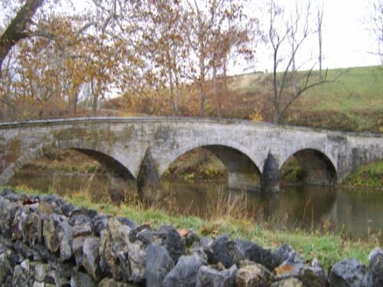 Antietam National Battlefield: Burnside Bridge at Antietam