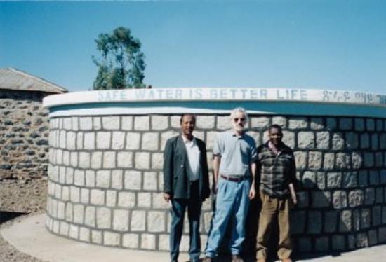 Asmara, Eritrea: A CIKIC water project