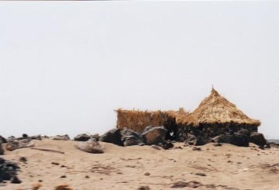 Asmara, Eritrea: Eritrean army outpost