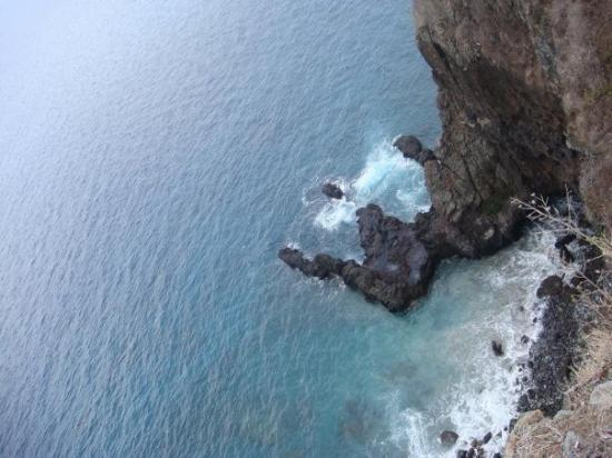 Mataram, Indonesien: Perfect place to suicide..