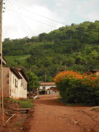 Ho, กานา: Tsito, the village I was living in.