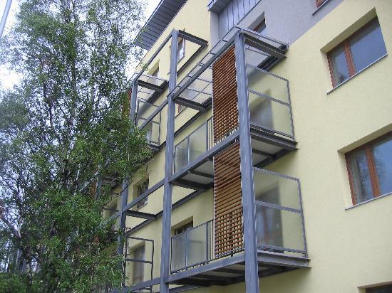 Liptov Apartments: outside