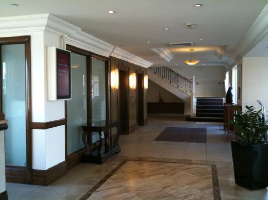 Crowne Plaza Newcastle: Lobby