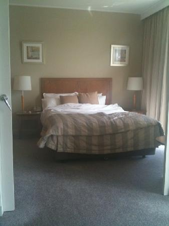 Crowne Plaza Newcastle: Bedroom