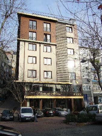 Ottoman Hotel Park: Hotel von Außen