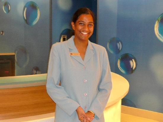 SpringHill Suites Irvine John Wayne Airport/Orange County: Sales Manager Mamatha