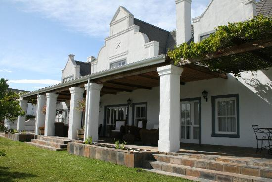Fynbos Ridge Country House & Cottages: Fynbos Ridge