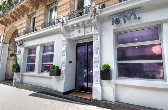 Moderne St-Germain Hotel : HOTEL OUTSIDE