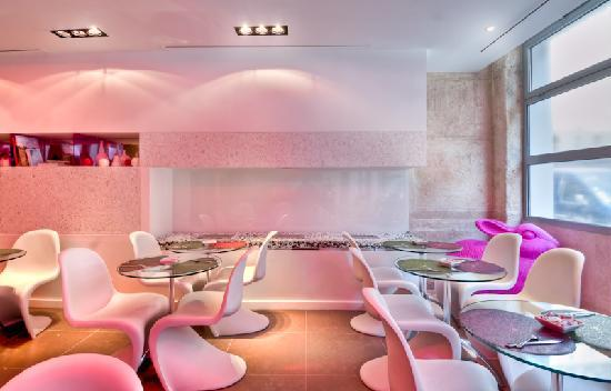 Moderne St-Germain Hotel : breakfast room