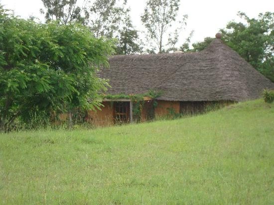 Ngurdoto Lodge: guest cottage