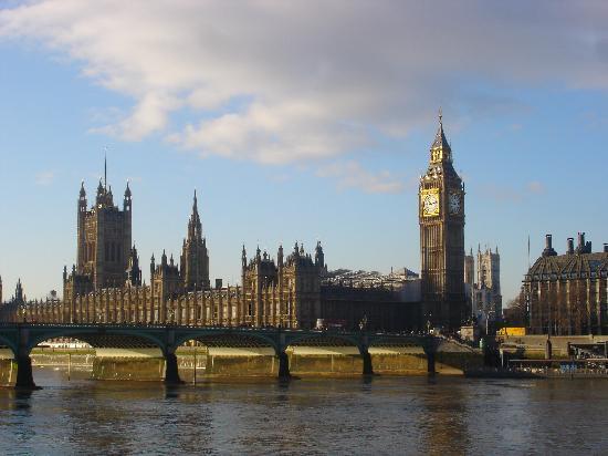 Londres, UK: Parlamento