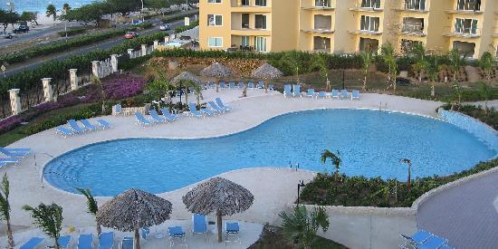 Oceania Residences: Main Pool