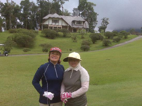 Borneo Highlands Resort: Lots of fun. Feel like playing above the sky.