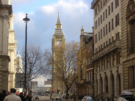 Londres, UK: Torre del Reloj