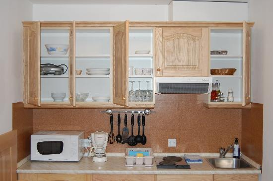 Apartments Don Andro: Apartments are equiped with all kitchenware you need