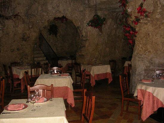 Resort Madonna della Stella : Ristorante