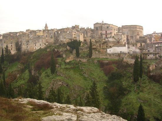 Resort Madonna della Stella : Panorama dalla terrazza