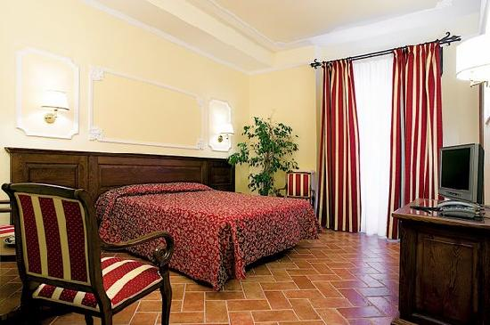 Hotel California Florence: camera