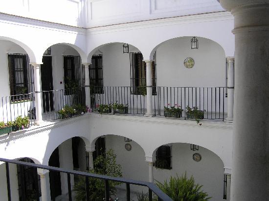 Los Helechos: patio