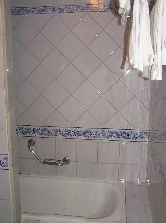Los Helechos: baño
