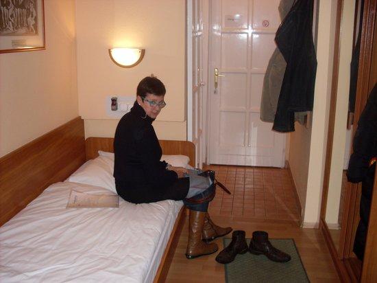 "Csaszar Hotel: lacamera doppia ""ampia ed accogliente"""