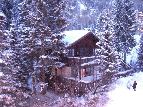 Taos Ski Valley, NM: Cabaña en sky valley